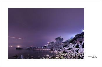 [제주] 용두암 야경