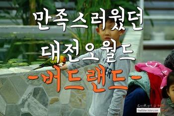 대전 오월드 가족 나들이-만족스러운 버드랜드