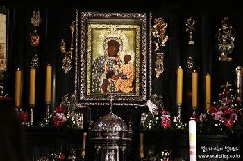 [폴란드여행] 야스나구라 수도원 검은 성모마리아, 편견을 깨다!