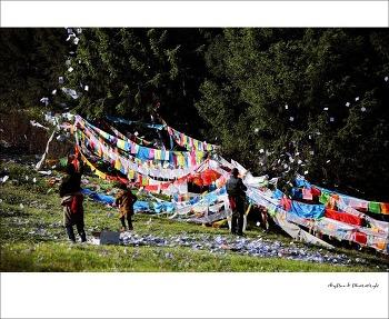 [ Tibet Vol.18 ] 랑무스 언덕의 소망