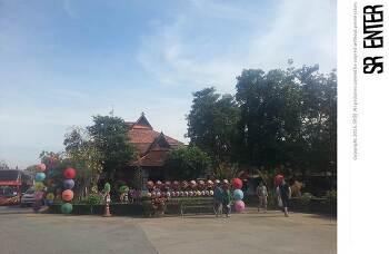 [태국] SR_보쌍(Bo Snag) 우산마을 축제