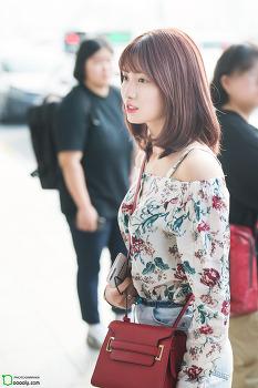 [2017.06.19] 김포공항 출국 트와이스 모모