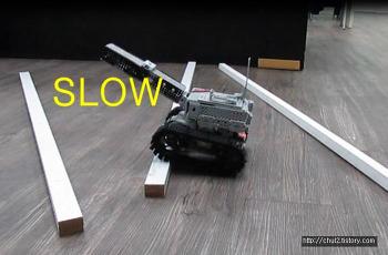 터틀봇3 캐터필러로 탱크 만들어 봤어요
