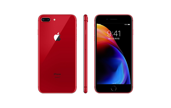 KT, iPhone 8, iPhone 8 Plus (PRODUCT)RED Special Edition 출시