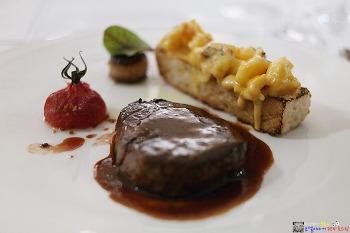 씨마크호텔 쉐프스 테이블 Chef's Table, 강원도 럭셔리 파인다이닝