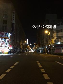 츠루동탄으로 마무리하는 오사카 마지막 밤