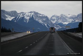 [캐나다 겨울 여행 ⑧] 도슨 크릭과 알래스카 하이웨이