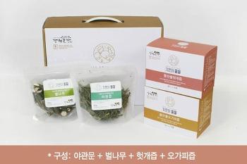 【우리네 상품展】기운이활활_마을기업 선물세트