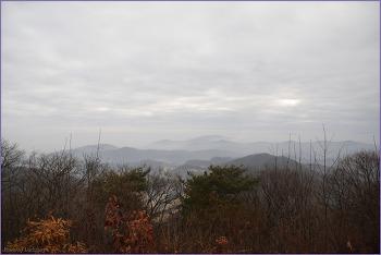 칠장사 ~ 수레티고개 / 한남금북정맥 새로운 길을 걷다...