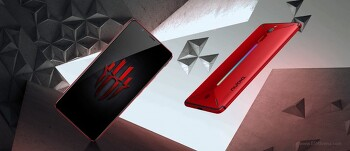 ZTE - 게이밍 전용 스마트폰 'Nubia Red Magic' 발표