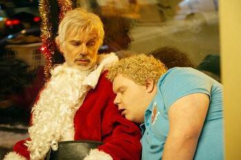 '나쁜 산타 2 Bad Santa 2, 2016' 크리스마스엔 진짜 산타가 될까요