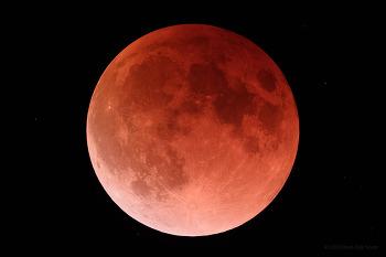 Total Lunar Eclipse 개기월식 2018-01-31
