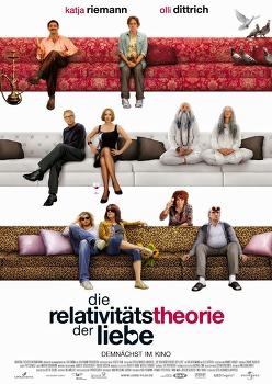 영화 - Die Relativitätstheorie der Liebe