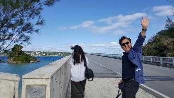 채영 채린이 담은 오키나와 여행