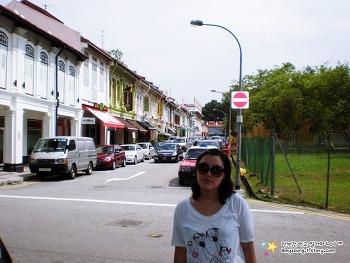지금 싱가폴에 있어요~