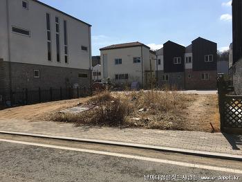 김포시 전원주택신축사례 : 터파기,버림콘크리트,기초공사사례