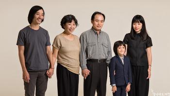 외국인가족사진촬영