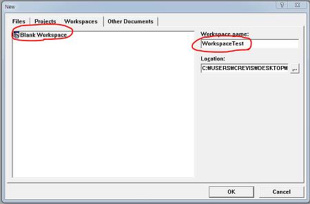 [Visual Studio 6.0 -  Workspace] 사용법 및 관리, 동적링크라이브러리