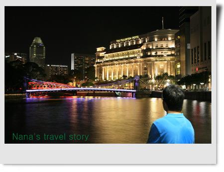 싱가폴- 낮보다 밤이 아름다운 도시