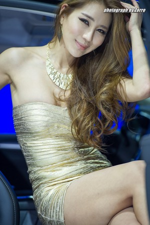 서울모터쇼 모델들을 만나보시죠