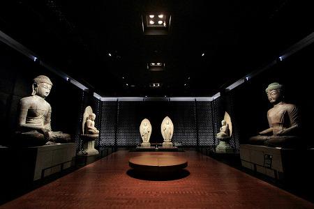 국립중앙박물관 불교조각실 새단장