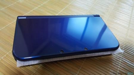 New Nintendo 3DS XL 메탈릭블루 (국내판)
