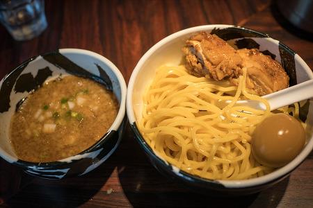 도쿄 우에노 라멘(쯔케멘) 맛집 멘야무사시