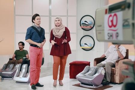 [말레이시아 진출 2편]말레이시아 고샵(GO SHOP) 방송 현장 방문기!
