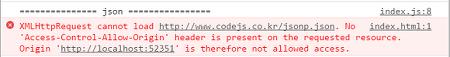 JSON vs JSONP
