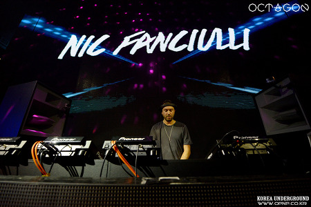 2013. 12. 27. Fri. Nic Fanciulli @ Club Octagon