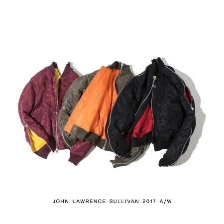 RELEASE : JOHN LAWRENCE SULLIVAN 17AW