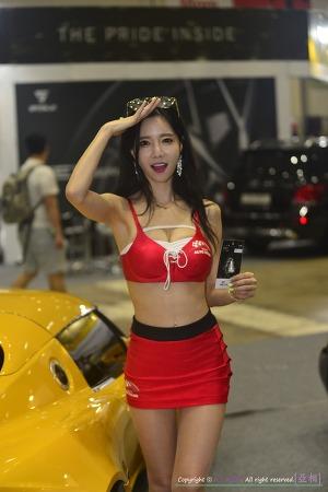 [소시남의 사진] 2017서울오토살롱(SAS) 레이싱모델 (서울오토살롱본부, 모헤닉(Mohenic))