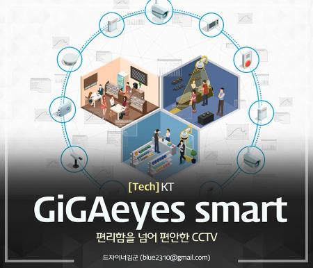 인공지능이 더해진 지능형 CCTV 기가 아이즈