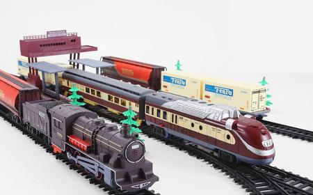크리스마스 선물! 토마스 기차 대신 클래식 기차 장난감 어때요?