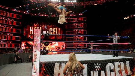 WWE 2017 헬인어셀(Hell in a cell) 결과 리뷰 #2