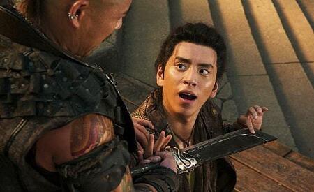 '교주전: 천공의 눈 鲛珠传, Legend of the Naga Pearls, 2017' 교주를 감당할 수 있는 자, 왕대륙(스포X후기)