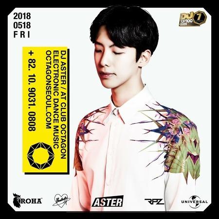 2018. 05. 18 (FRI) DJ ASTER & ROHA X BEAT HOLIC X RAPIRITZ @ OCTAGON