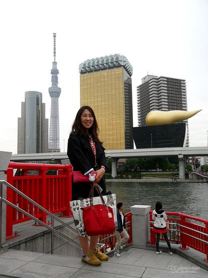 [도쿄]엄마가 찍어 준 내 사진