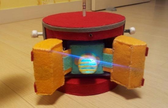 코코몽 로보콩 장난감 DIY 제작기 #2 (로보콩 몸통, 씽씽냉기발사 제작)