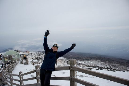 2017년 12월 28일- 한라산 등반