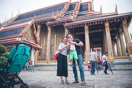 2018년 태국 여행-4 (왕궁)