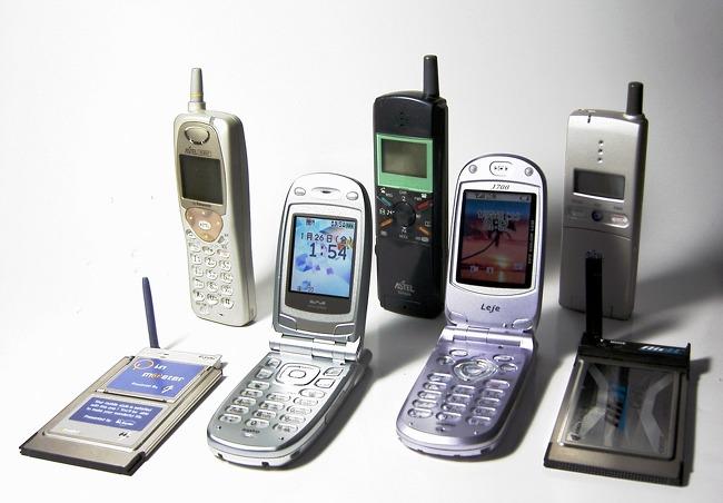 쉽게 보는 이동통신기술 변화, 2G부터 4.5G까..