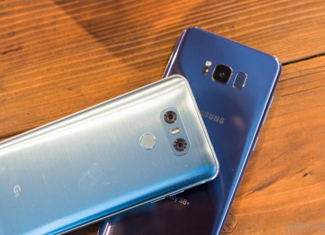 존재감 낮아진 LG G6, '갤S8'보다 좋은 점 5가지.