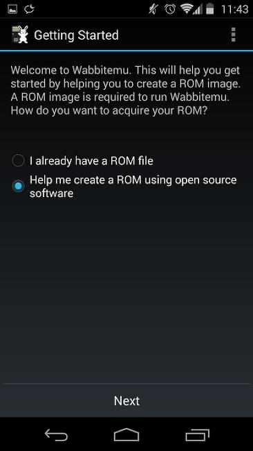 Wabbitemu - Android 폰,테블릿에서 TI-84 사용하기