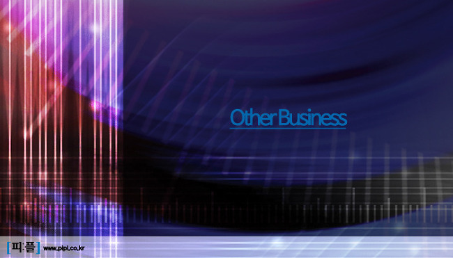 6.Other Business