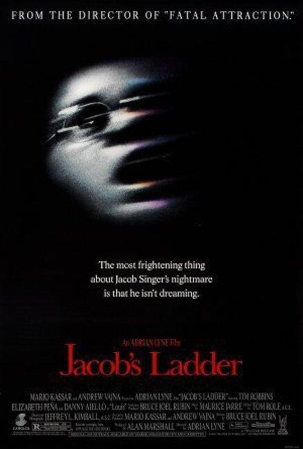 야곱의 사다리(Jacob's Ladder)... 애드리안 라인, 팀 로빈스... 반전영화 그리고 반전영화