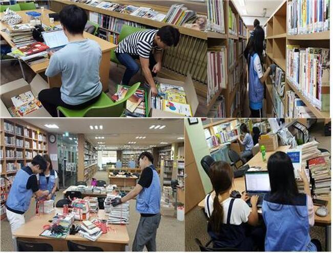 [핫뉴스] 2016학년 2학기 힘차게 출발하는 동산도서관