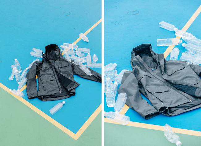 환경을 생각하는 NAU 'RecycleME(#리사이클미) Campaign' 실시!