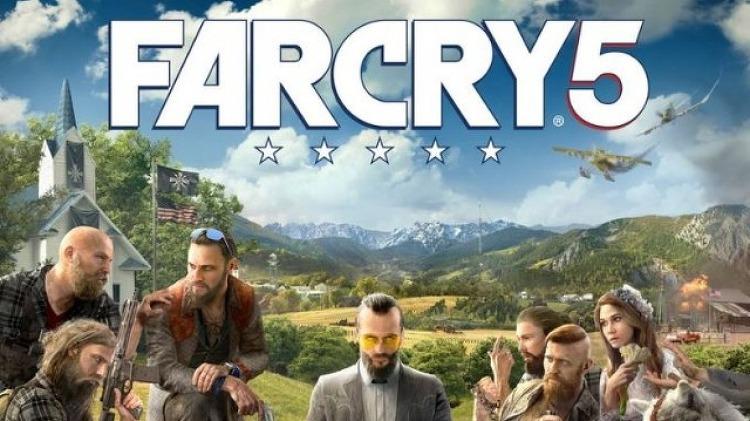 파크라이 5 Far Cry 5 트레일러가 화제 !~