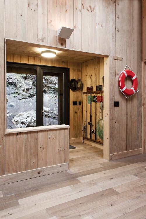 *휴식을 위한 전원주택 Just Getting to This Remote Patagonian Retreat Is an Adventure
